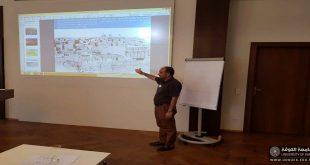 كلية التربية للبنات تشارك بورقة بحثية في مؤتمر جامعة هايدن بيرغ الالمانية ضمن محور ( افاق التعاون بين الباحثين الالمان والعراقيين )